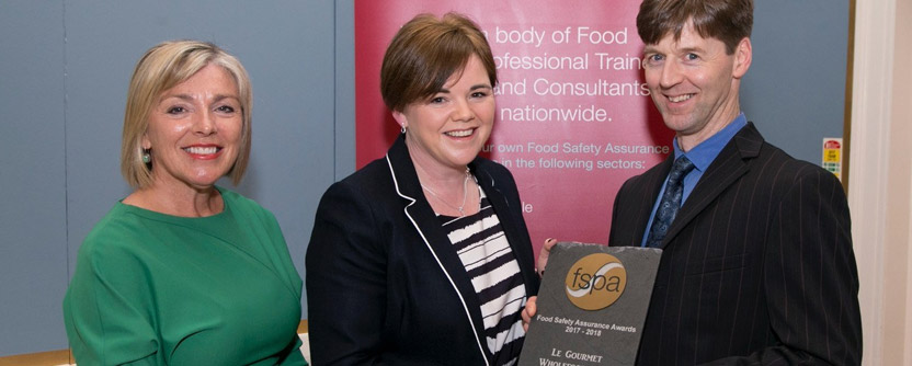 Food Safety Assurance Award